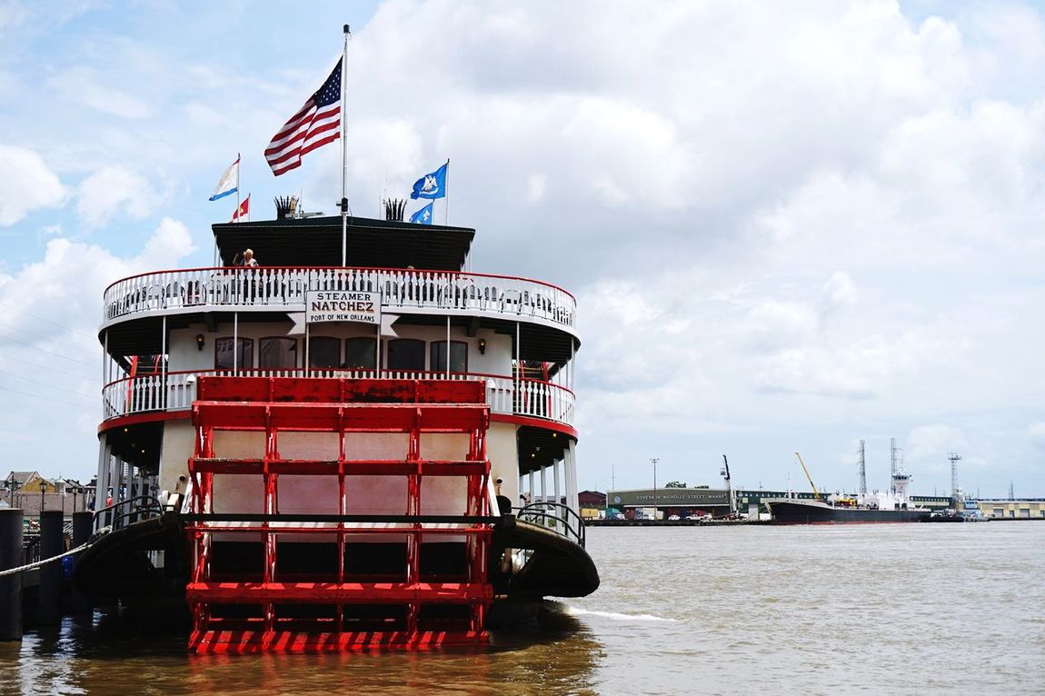 Steamboat Steamboat Natchez Steamboats New Orleans Louisiana USA Boats Boats And Water Boat Mississippi  Mississippi River