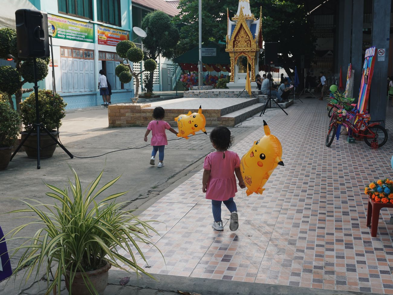Child Childhood People Real People Children Thailand