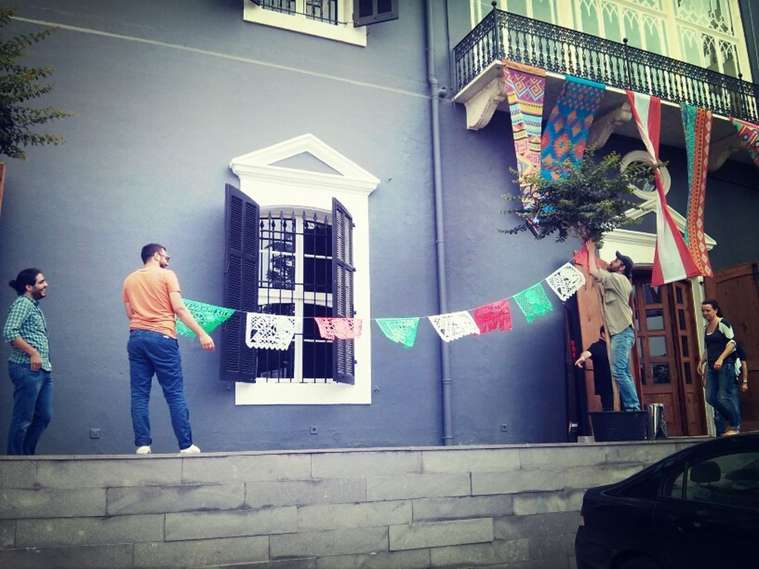 Preparations At Work Mexican Quantum Group
