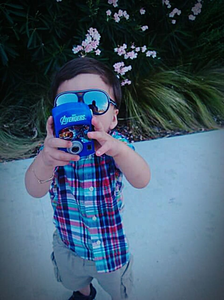 I love you my baby boy My Son Outdoors Taking Photos