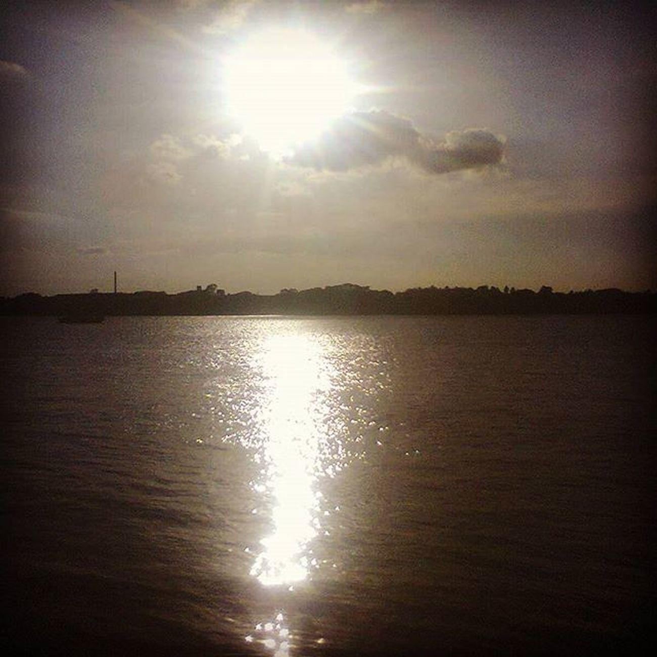 River Sunset Beautyofnature Romantic Romanticsky