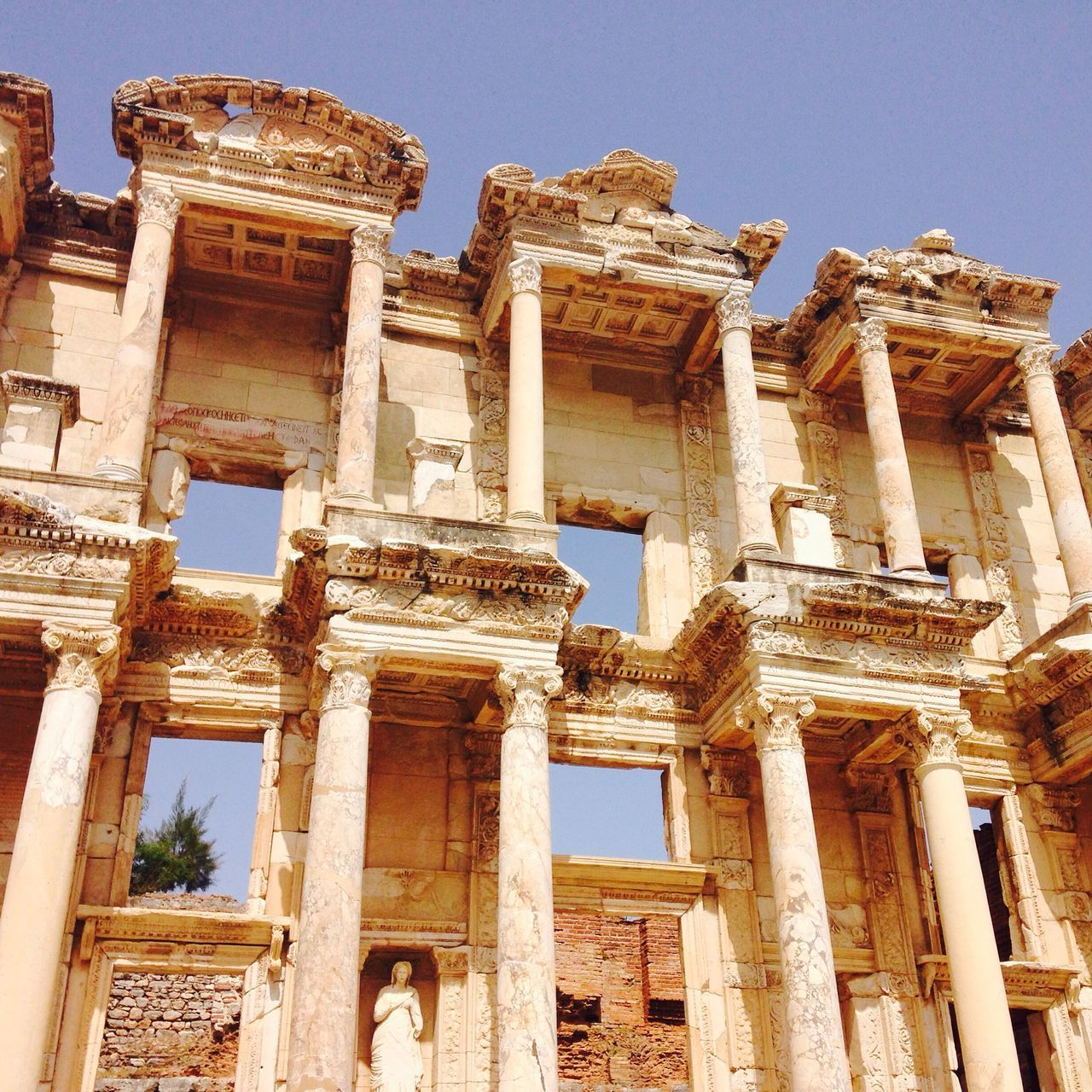 Ephesus Ephesus Ruins Eyeem Ephesus - Turkey Travelphotography Best Destination Travel Destination History History Through The Lens  Turkey