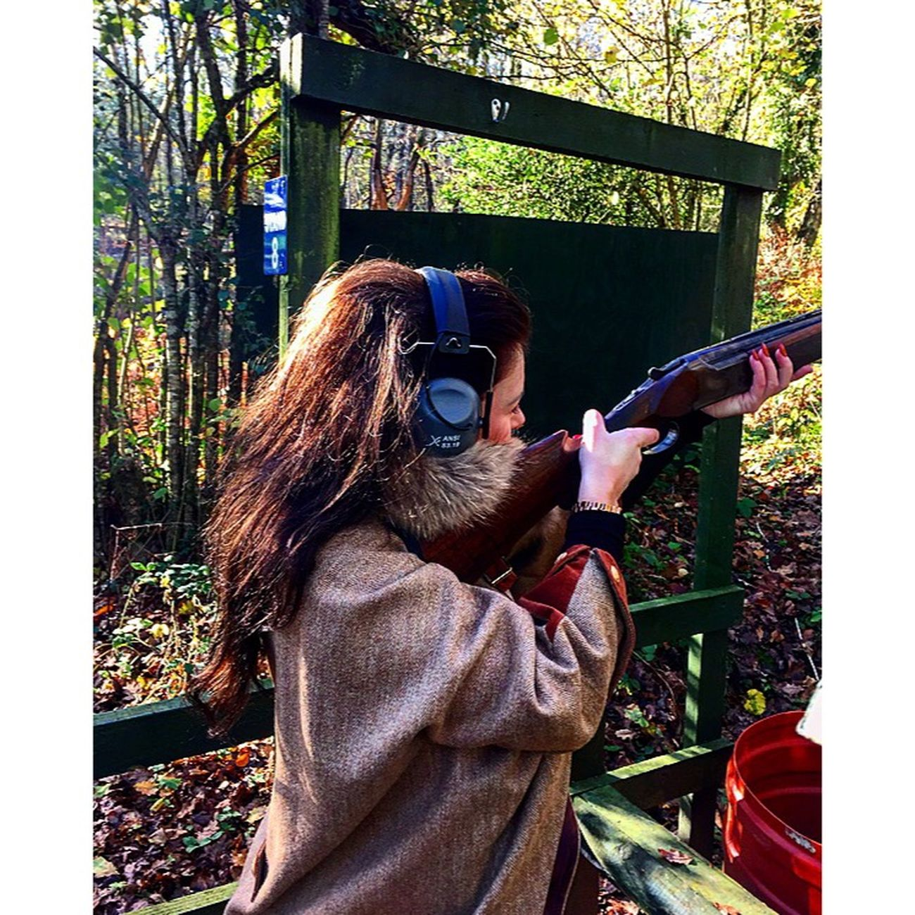 Shooting Hollandcooper Autumn Shotgun Ashcombe Forest