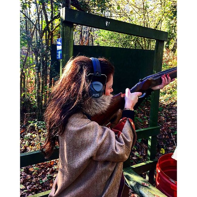 Shooting Hollandcooper Autumn Shotgun Ashcombe Forest