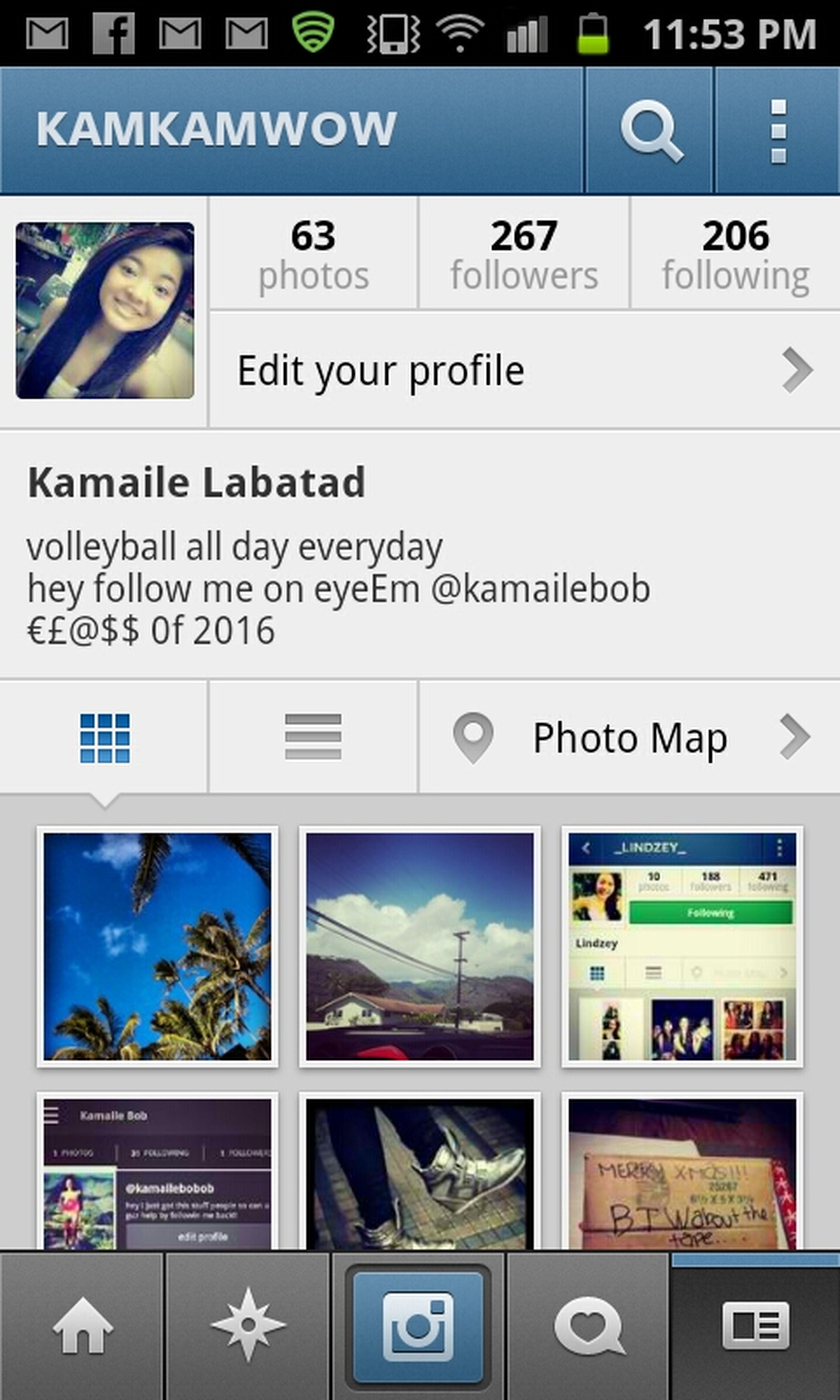 Since You Beautifull Peepl Followin Me Go Follow Me On INSTAAAA-G