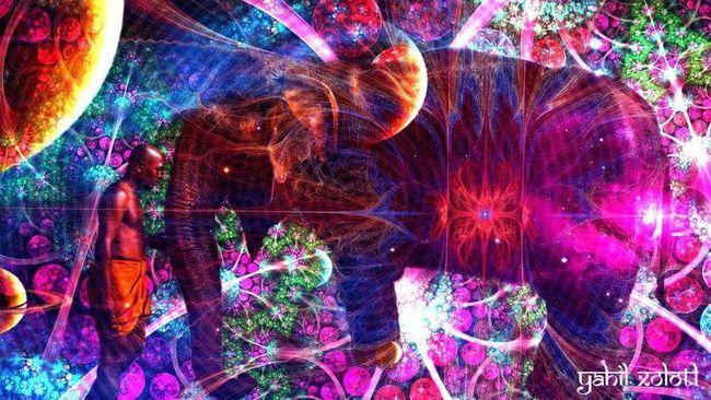 Digital Art Digitaldreams Psy ArtWork