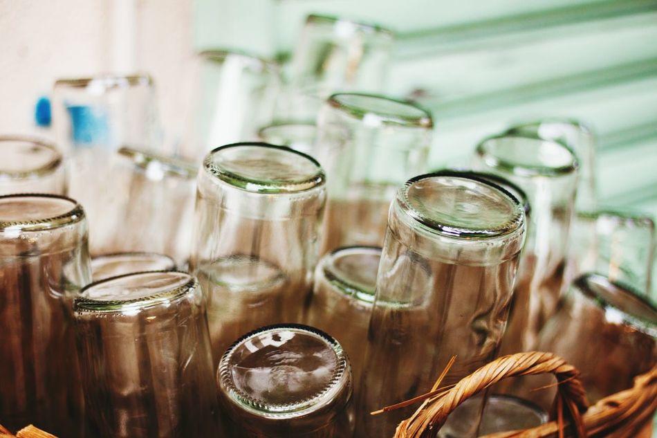 Old-fashioned way of collecting used glass bottles Glass Glassbottles Close-up Day No People Hong Kong HongKong Hongkong Photos Hongkongphotography Hongkongstreet Hongkongcollection Hongkonger