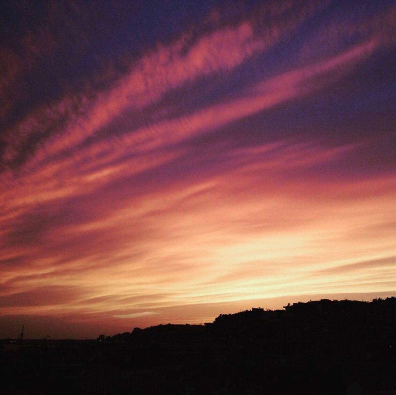 Turkey Bayraklı, İzmir Sunset