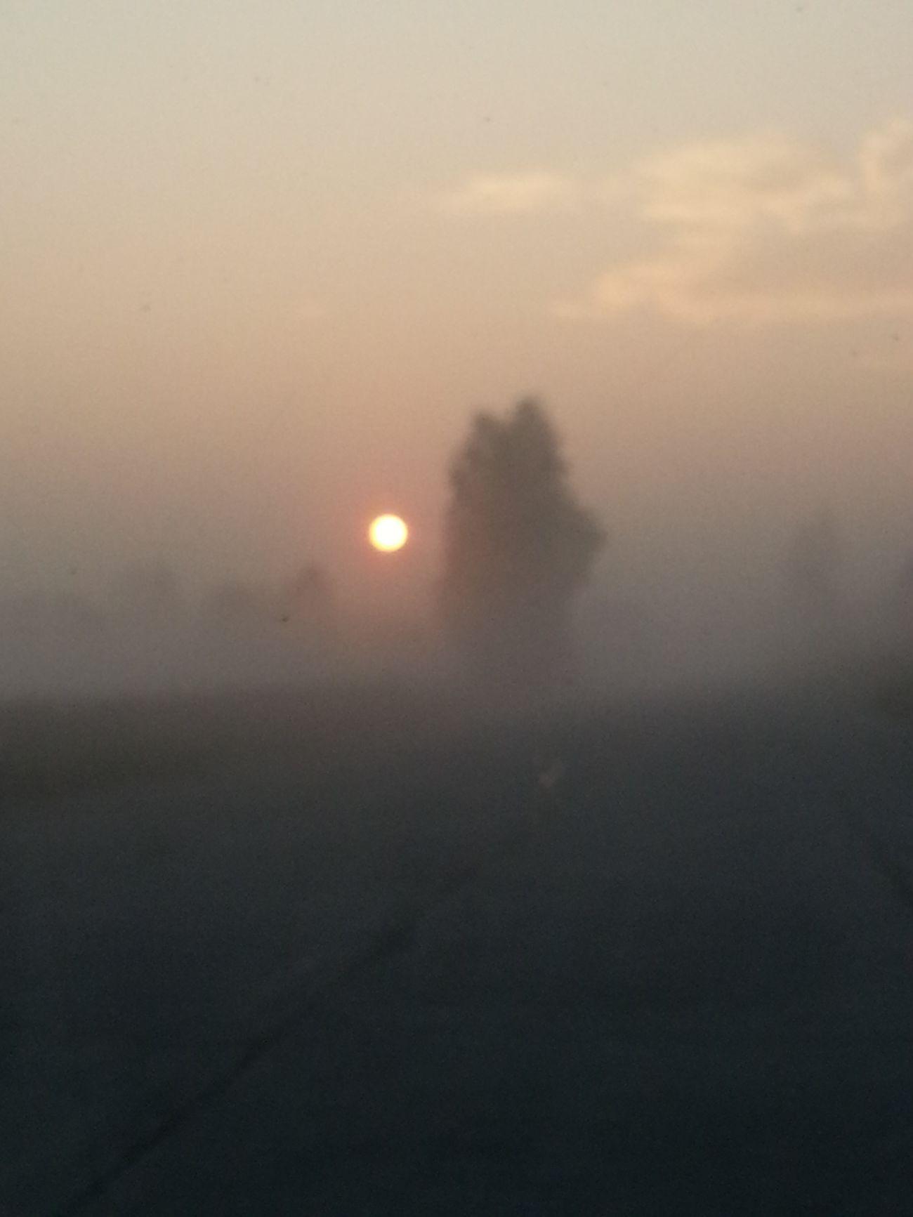 Sun RiseZielona Gora Amazing Poland