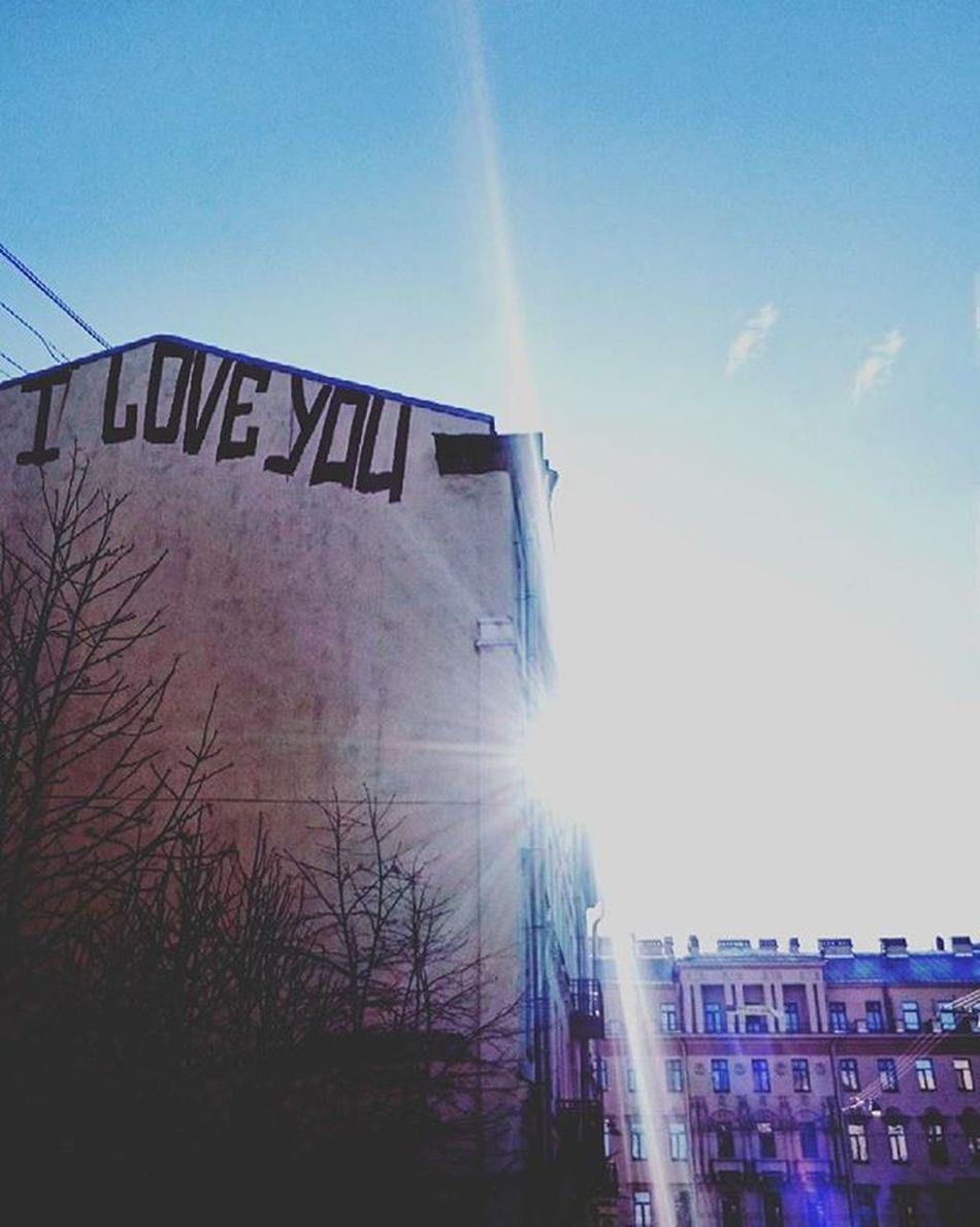 Да, красивые слова замысловатые, но, проще говоря, их маловато 💗☺ питерялюблютебя Morning Spring2016 Vpeterburge Petrogradka