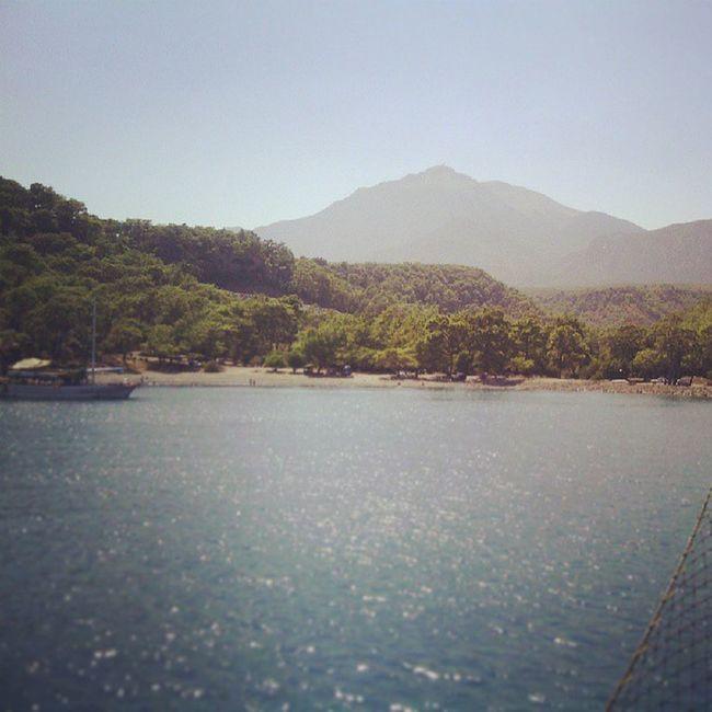 Nature Tahtali 2365m Alacasu yacht tour