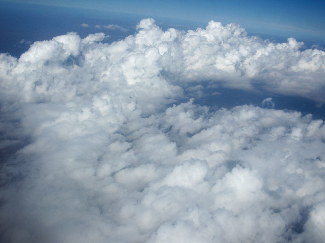 Cloud - Sky Cloudscape Sky Blue Dramatic Sky Nature Fluffy Heaven Cumulus Cloud Aerial View Backgrounds Day Beauty In Nature Airplane Outdoors No People Storm Cloud Storm