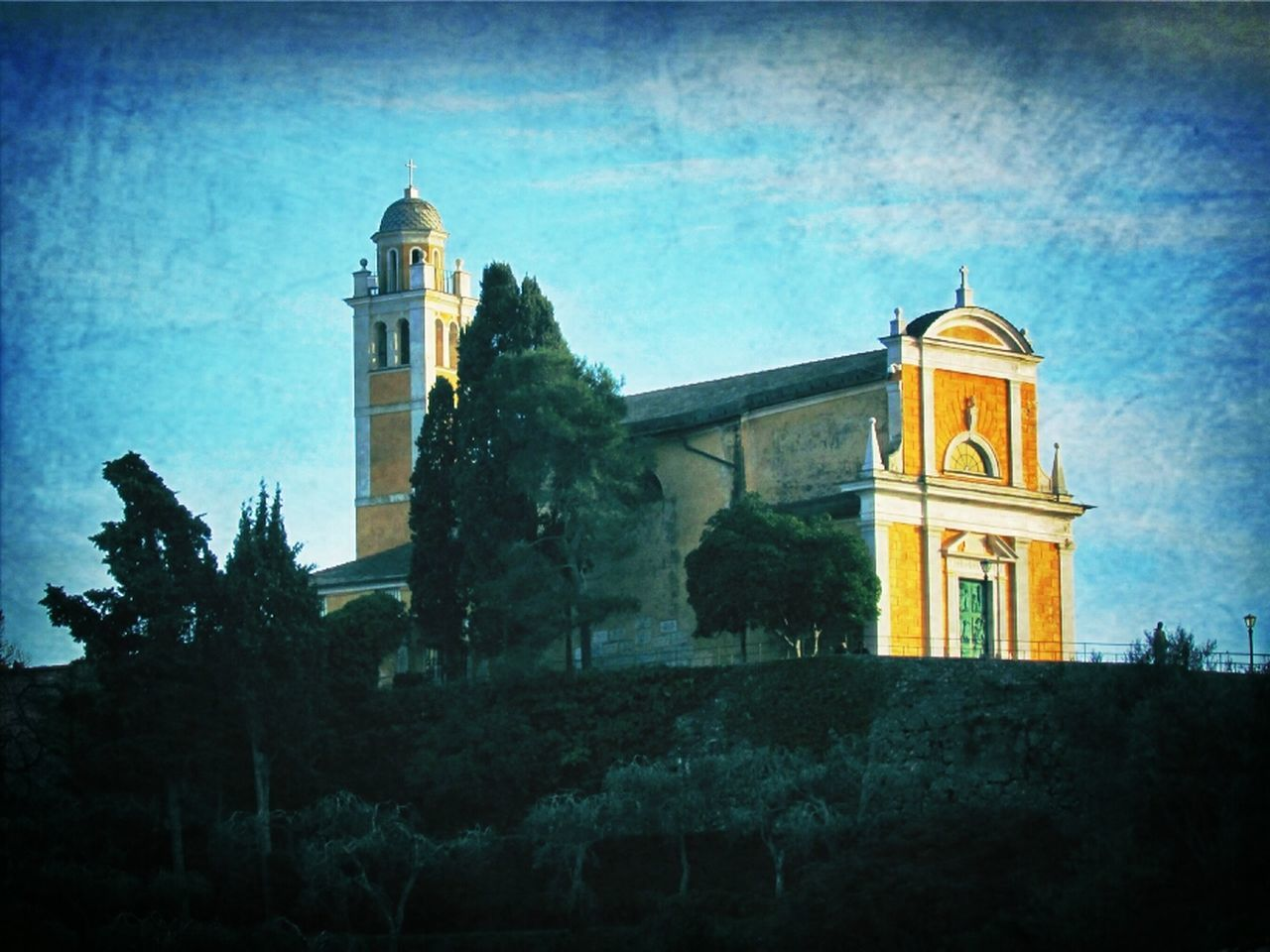 Church Italy Taking Photos Liguria Eye4photography
