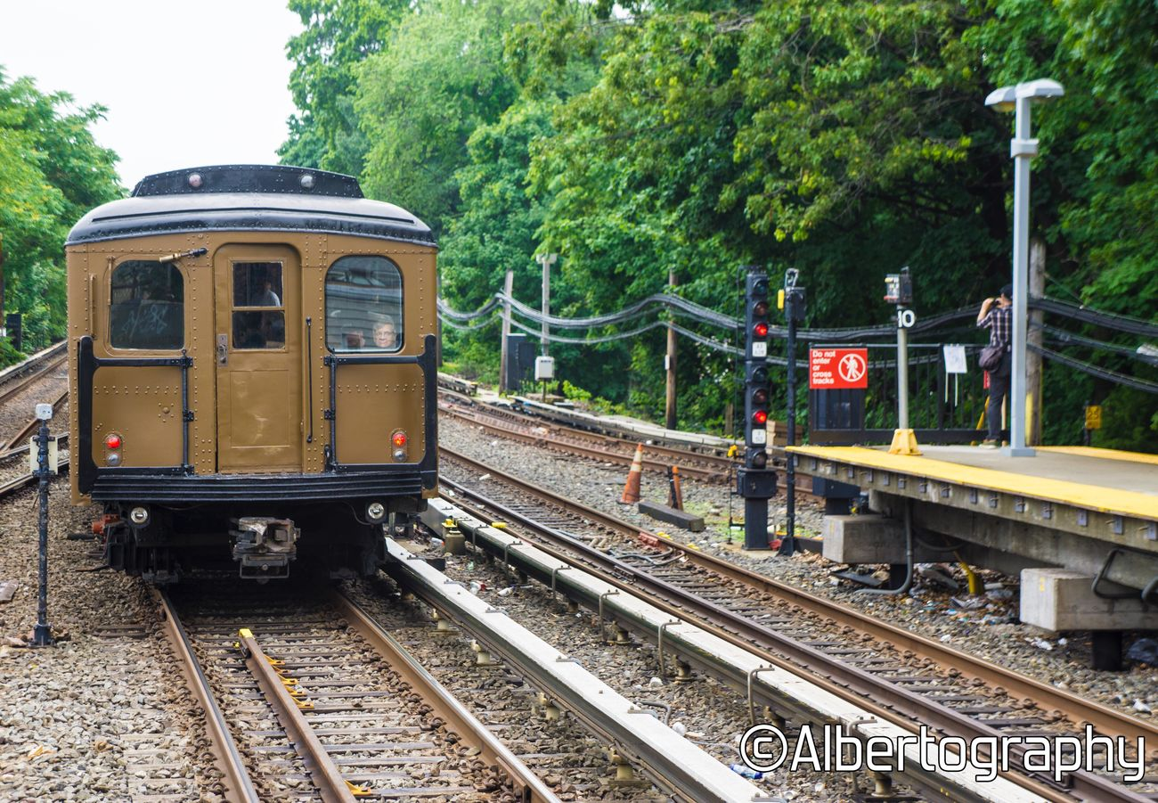 A/B Standards. 6/17/17 Albertography NYC NYC Photography Mta Mta Nyc Transit A/B Standards Parade Of Trains Nostalgia Transit Museum Photo Of The Day Photography Subway Old Subway