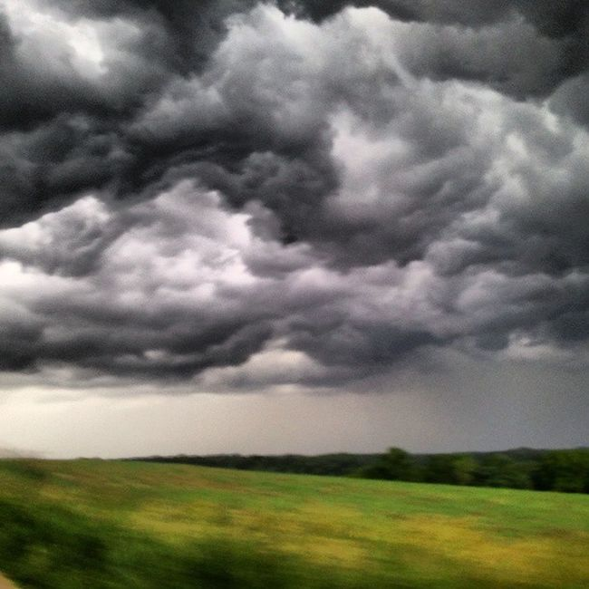 Storm Harpersferry Insane Clouds Stormchasers