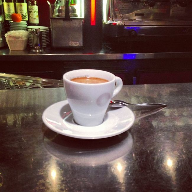 Coffee latte...