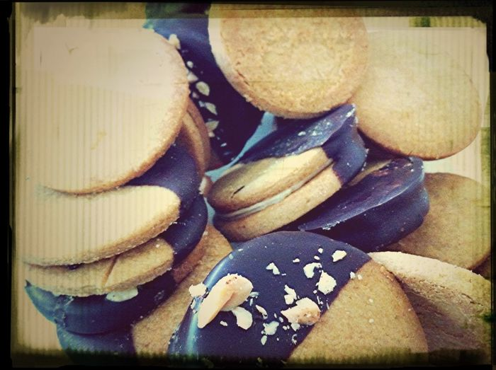 Peanut butter goodies made by Edd Kimber aka The Boy Who Bakes