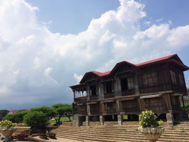 Filipino Casa Old Houses Heritage Ancestral House Architecture Renovation