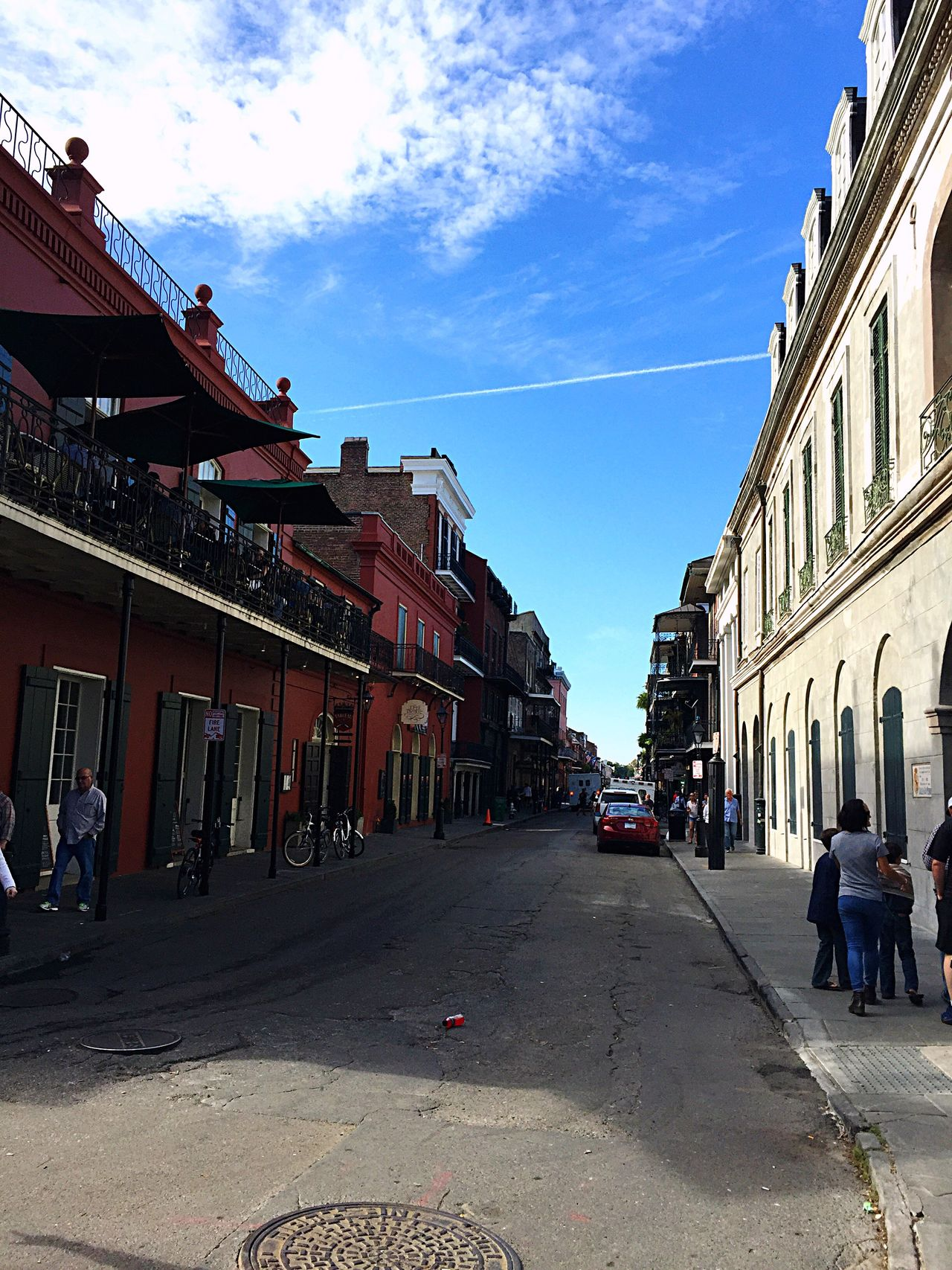 Building Exterior Architecture Sky Built Structure Street City Car Road Outdoors Transportation Land Vehicle Women Day Real People Cloud - Sky One Person Men Adults Only People Adult Jackson Square