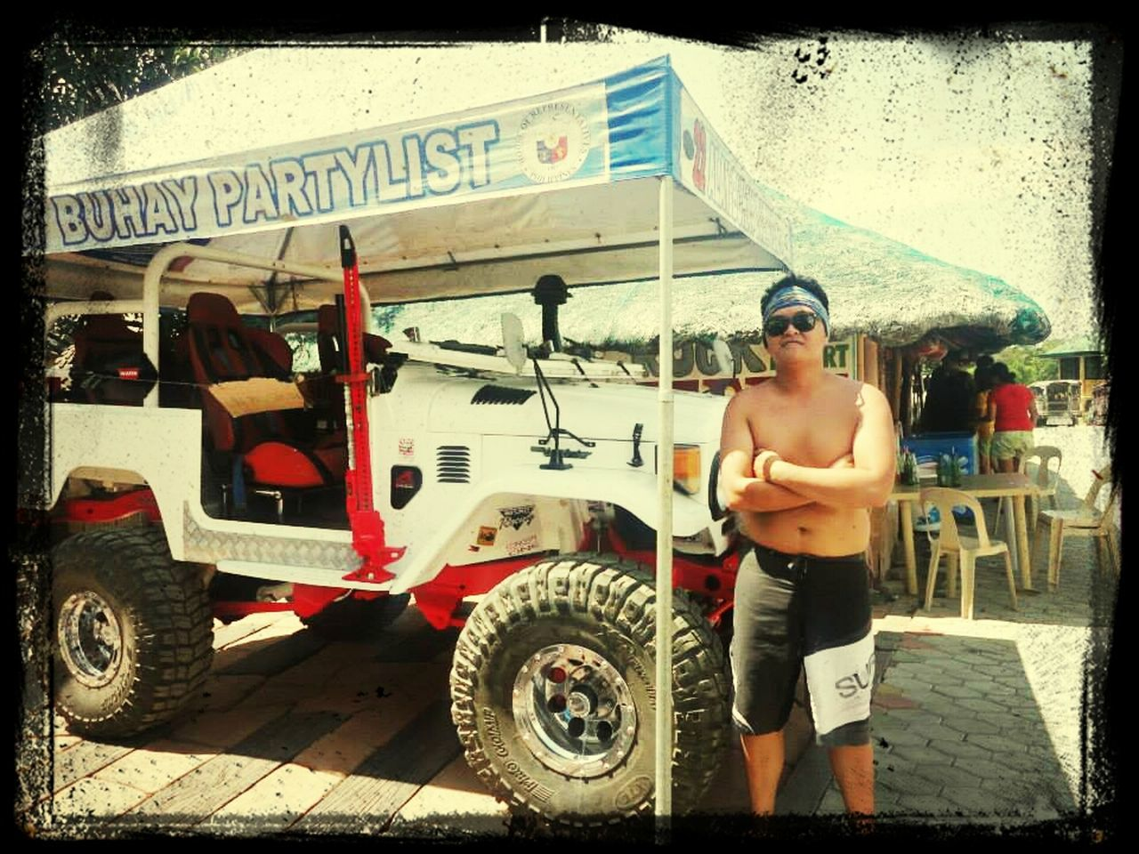 Off Roading Summer ☀ Vication Eyem Philippines