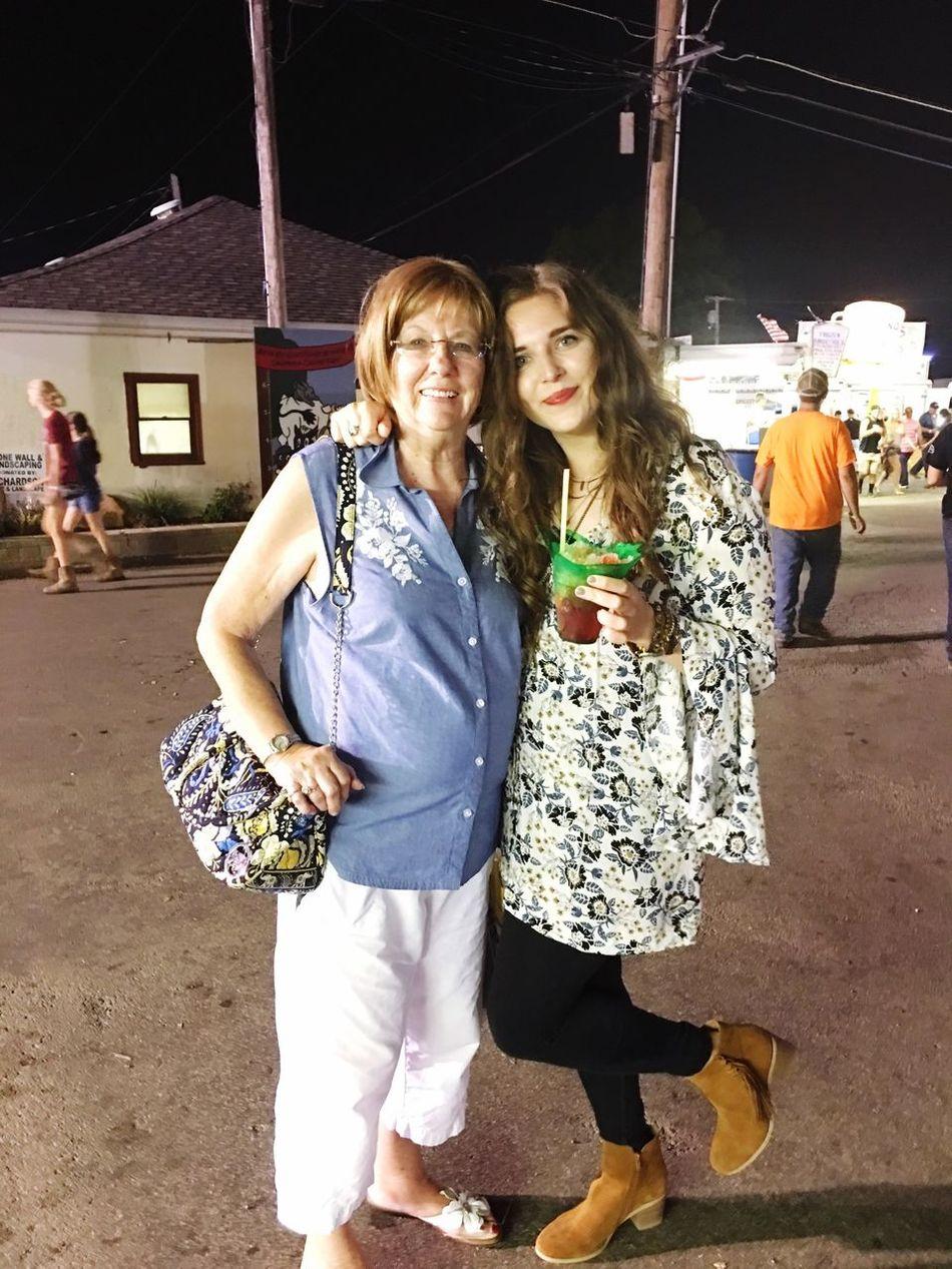 Two ladies I love! Leisure Activity Lifestyles First Eyeem Photo