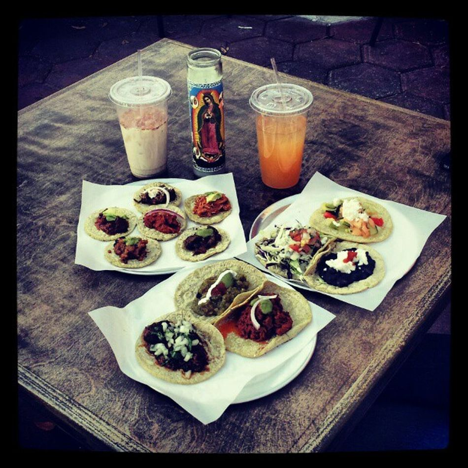 Laliving Tacos Guisados Virginmary