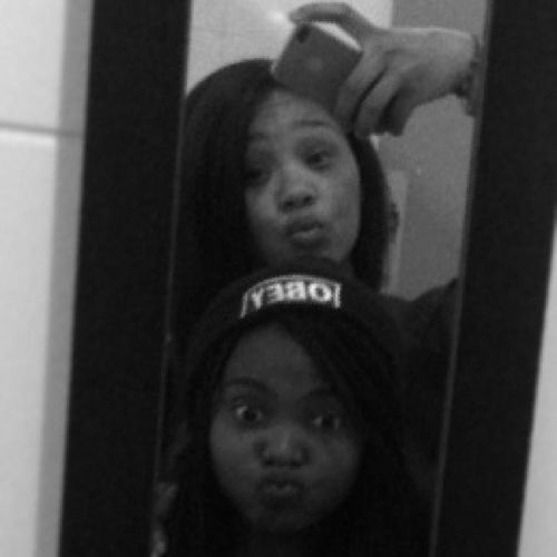 Mee MyGIRL Mbali Love life social school friends mirror selfie great buddy love myniggarette obey iphone chilled vibe fun cray pout yeahboy