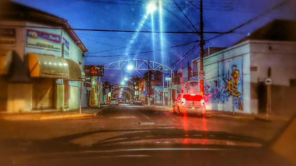 Street On The Streets Cityscape Lights Night Lights Cars Streetphotography Bright Colors Agudos-sp Nightlights