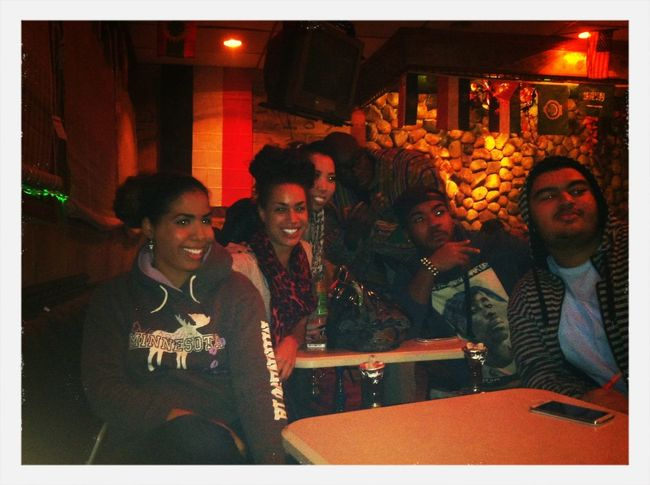 Shisha Hanging Out Friends Happy