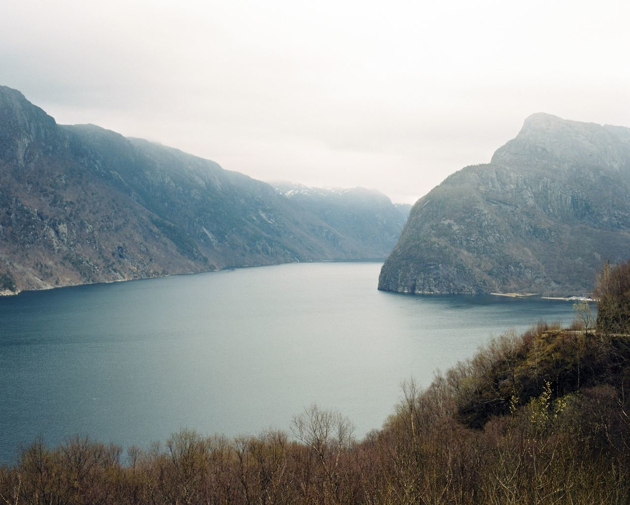 Beautiful stock photos of norway, Beauty In Nature, Day, Lake, Mountain