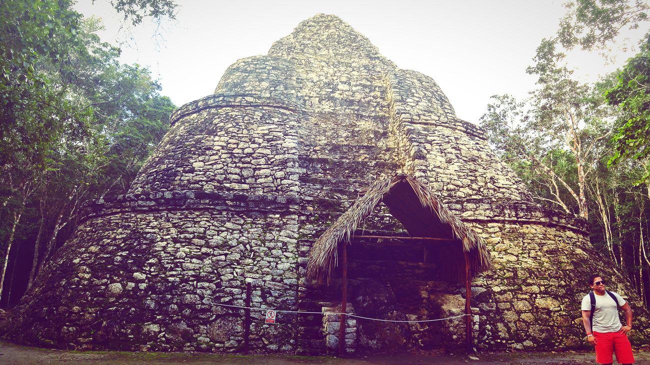 Coba ruins Coba Ruins