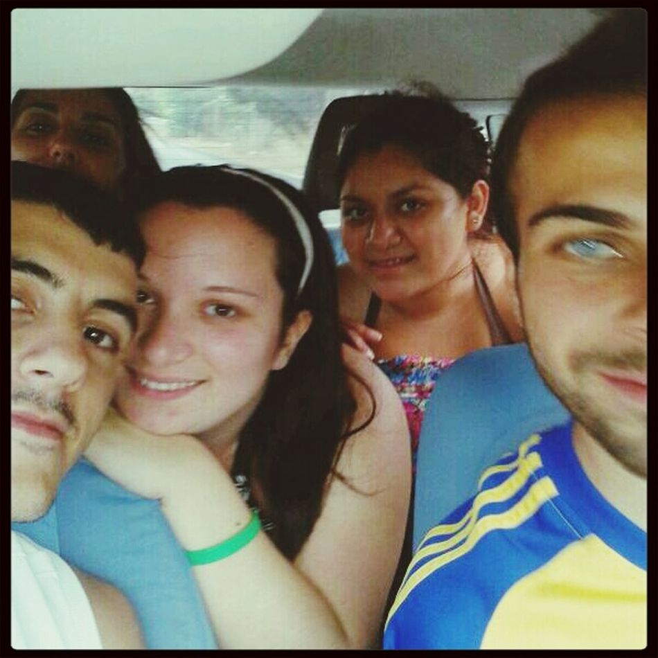 In Viaggio  verso il Mare Con Gli Amici in Vacanza ❤
