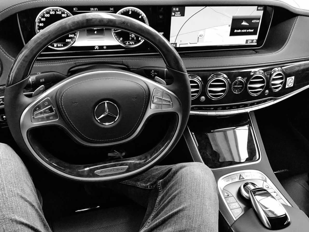 Right on… Got me this *brand-new* S350d; taking it all the way to Berlin.