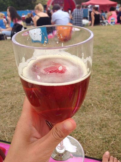Pimms o'clock Pimms Rock In The Park Enjoying Life