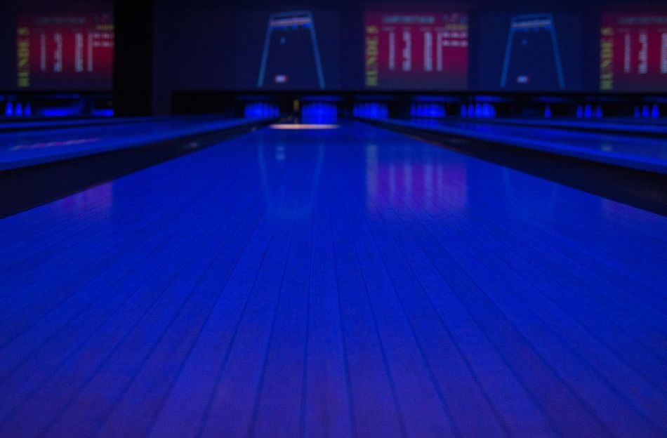 Beautiful stock photos of bowling, Absence, Blue, Bowling Alley, Bowling Pin