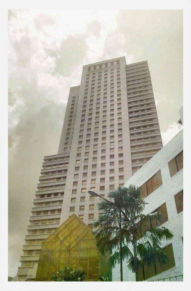 building Buildings EyeEm Malaysia Johor Bahru Sky Random :)