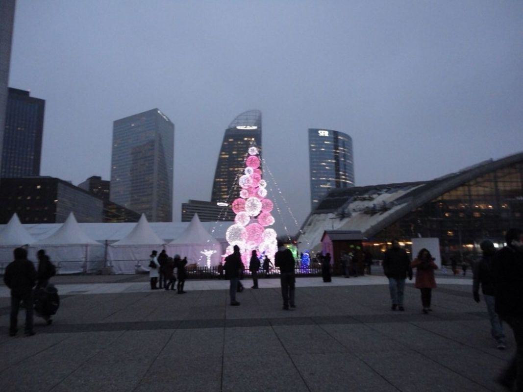 Paris La Defense by Milady