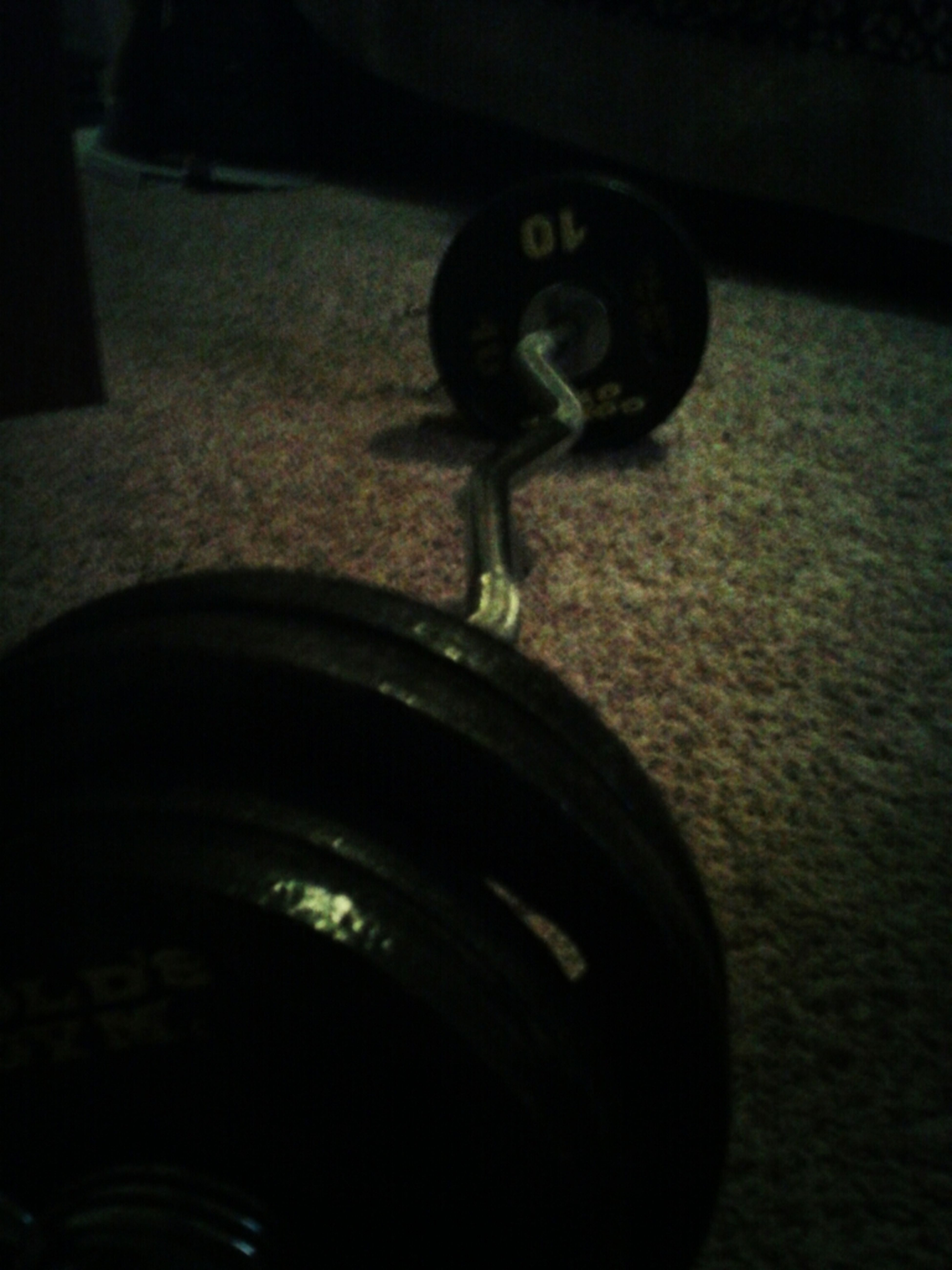 get hexed #HomeGymFlow