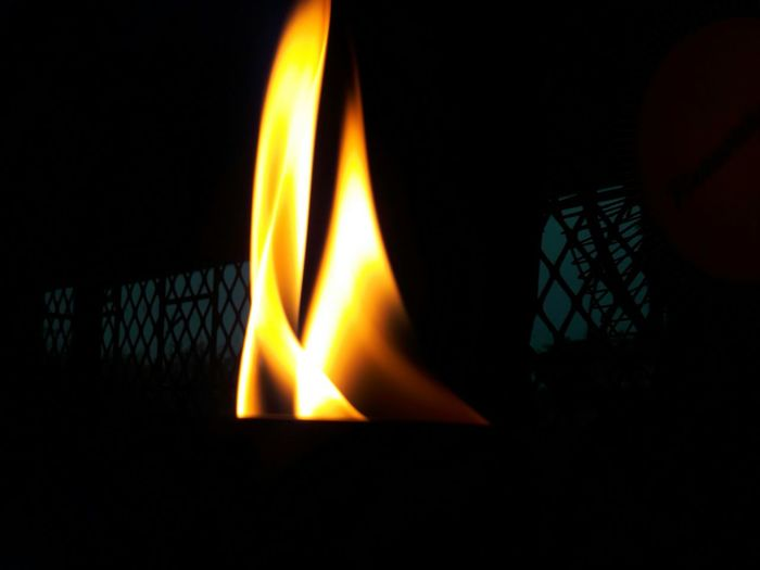 Flame Burning Heat - Temperature Glowing Igniting No People Close-up Indoors  Power Outage Candle Lighting