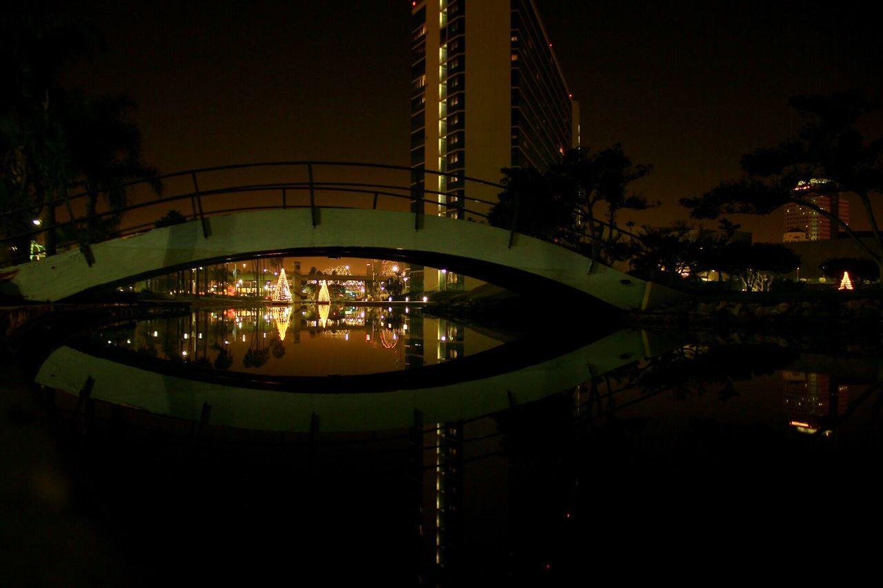 Rainbowlagoonpark Longbeach Romantic Beautyinnature  Night Shoot  Water Night EyeEm Fresh On Eyeem