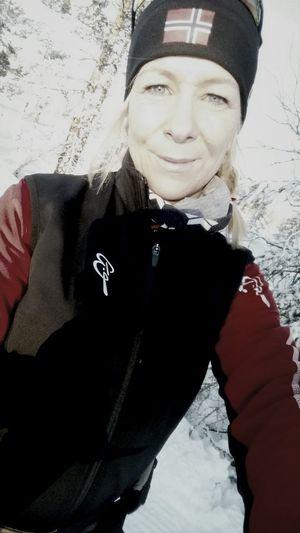 Crosscountry skiing Crosscountry Skiing Selfie Eyemselfie