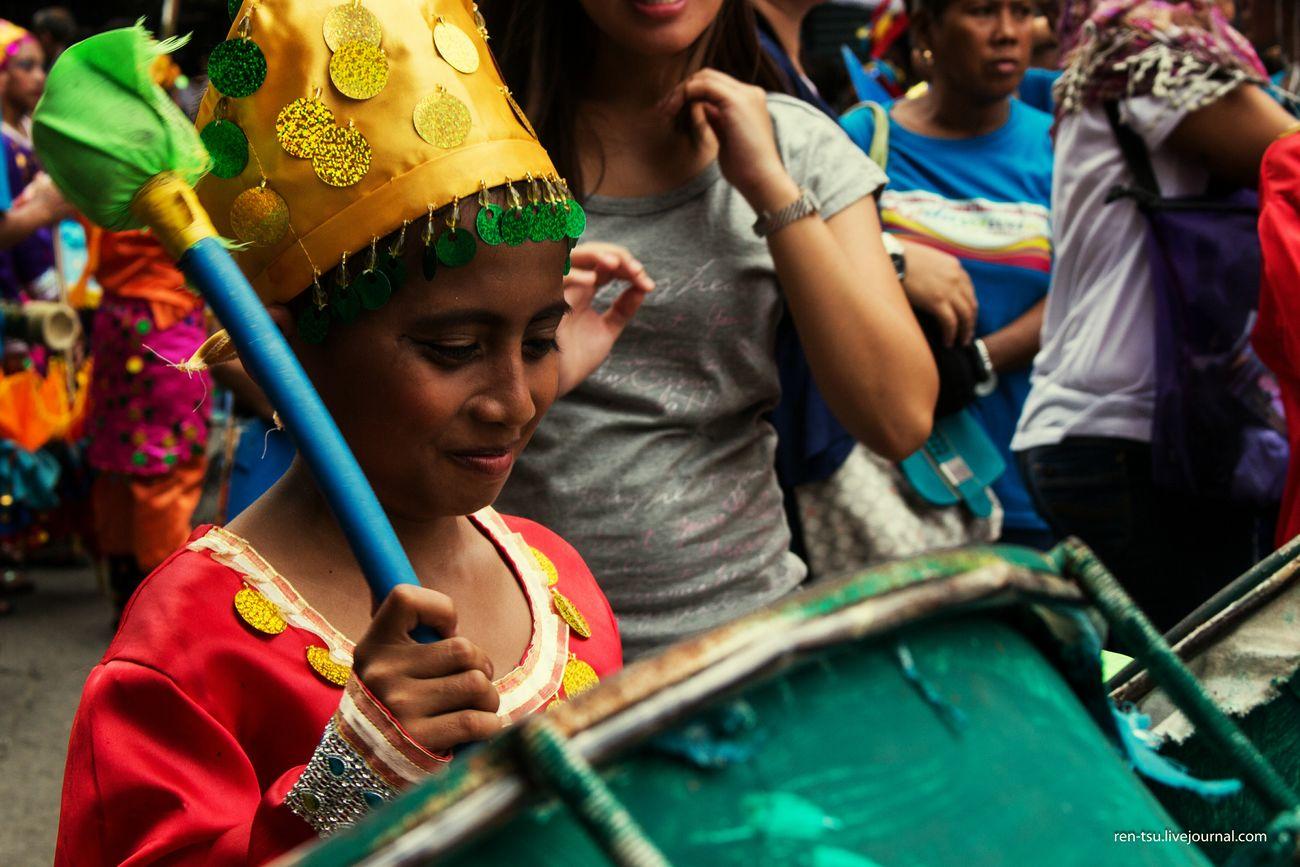Little Drummer Boy during Kadayawan Festival 2015  Drummerboy Kadayawanfestival Kadayawan2015 Davao City Davao City, Philippines