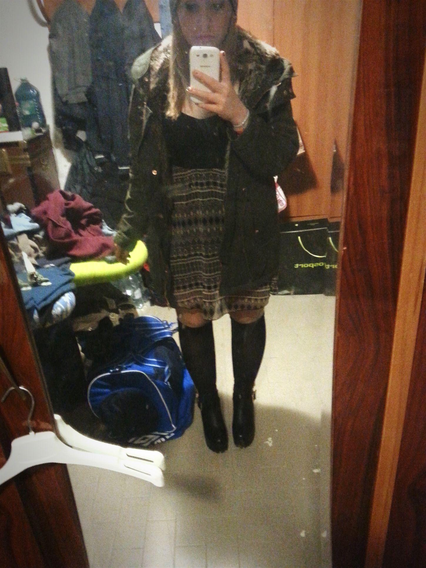Mode Dress Parigine Parka♥