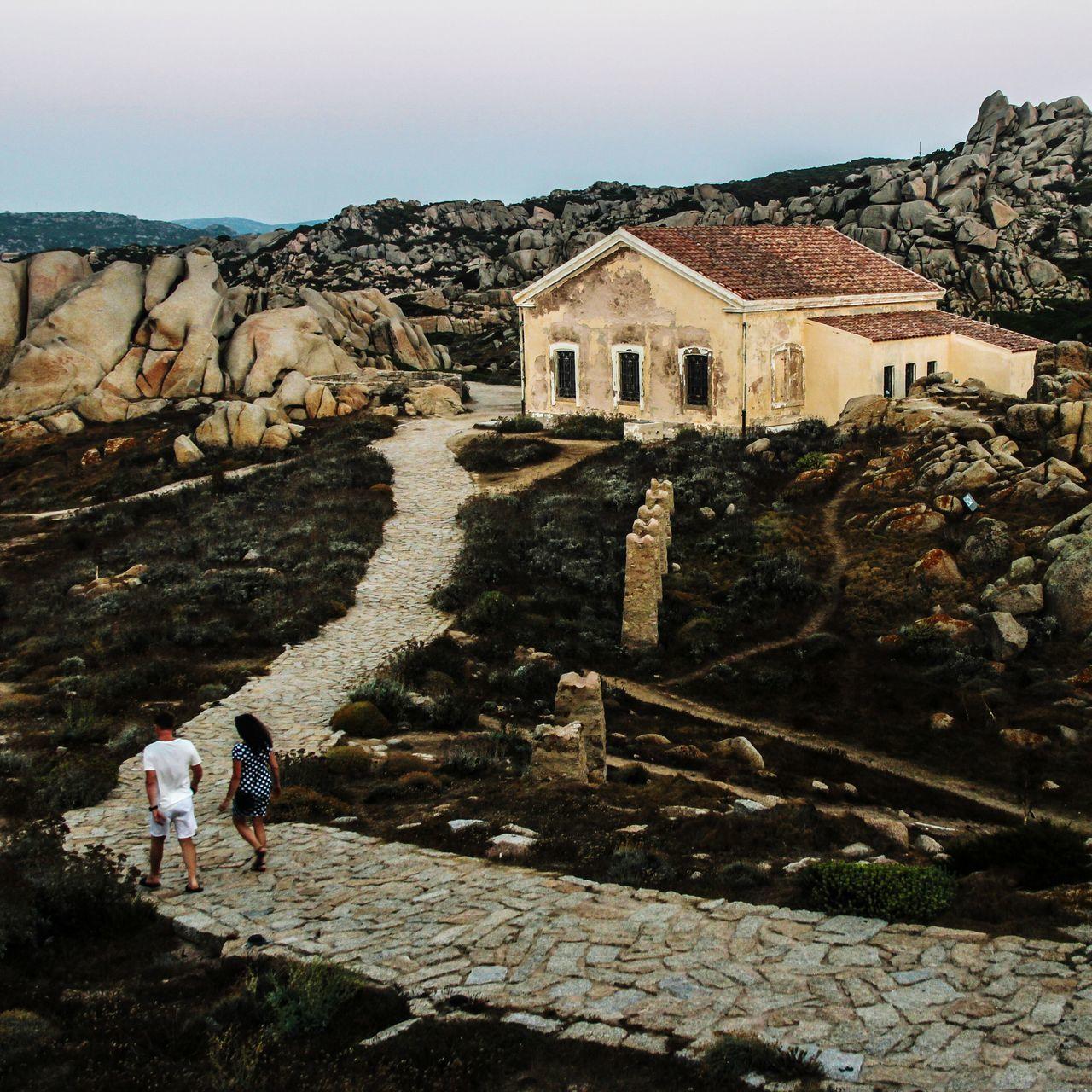 Sardegna Santateresadigallura Faro Capotesta