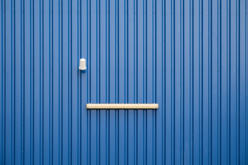 Bluemonday Minimalist Architecture Architecture Backgrounds Berlinmalism Blue Blue Monday Bluemonday Building Exterior Built Structure Close-up Corrugated Iron Day Fujix_berlin Fujixseries Full Frame Minimalism Minimalist Photography  Minimalistic Minimalobsession No People Ralfpollack_fotografie Pattern Project Blue Textured  The Week On EyeEm The Graphic City
