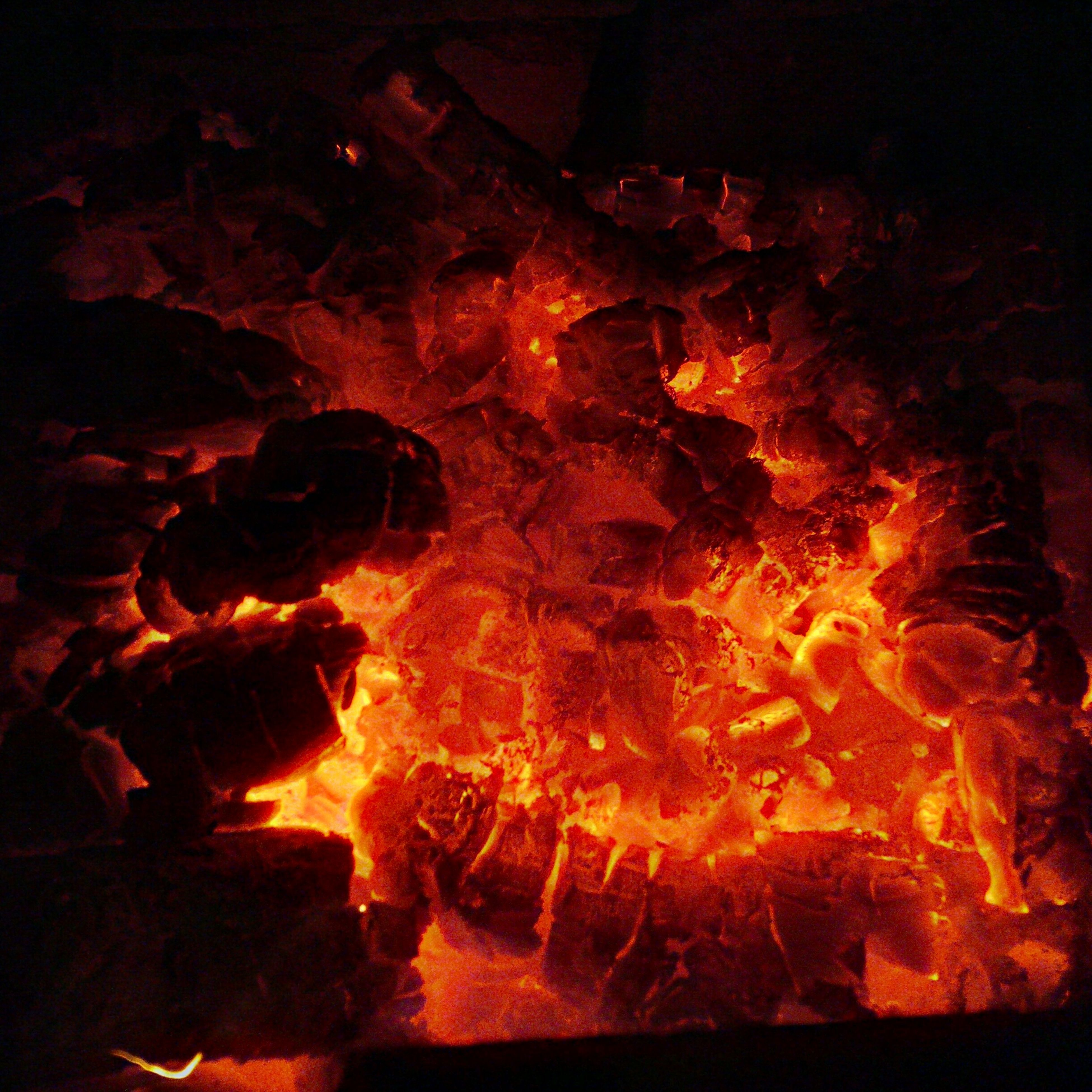burning, fire - natural phenomenon, flame, heat - temperature, night, bonfire, glowing, firewood, illuminated, campfire, motion, fire, long exposure, heat, dark, orange color, close-up, light - natural phenomenon, fireplace, no people