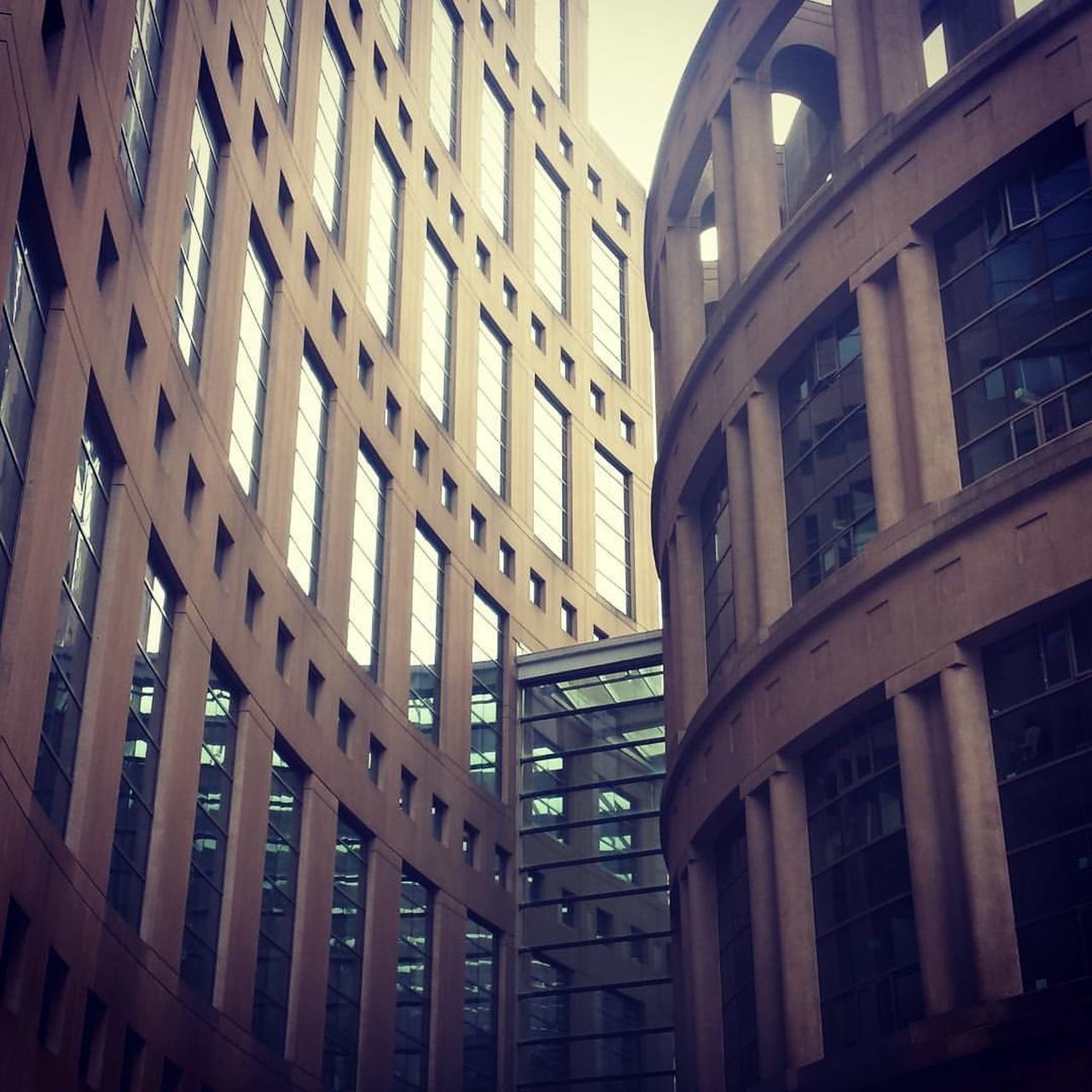 One of my favorite buildings Architecture Built Structure Building Exterior Window No People Low Angle View City Outdoors Day Vancouver Vancouver BC Vancitybuzz