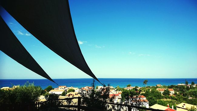 My daily outlook in greek Enjoying Life Colour Of Life Relaxing Blue Sea Lifestyles Vacations
