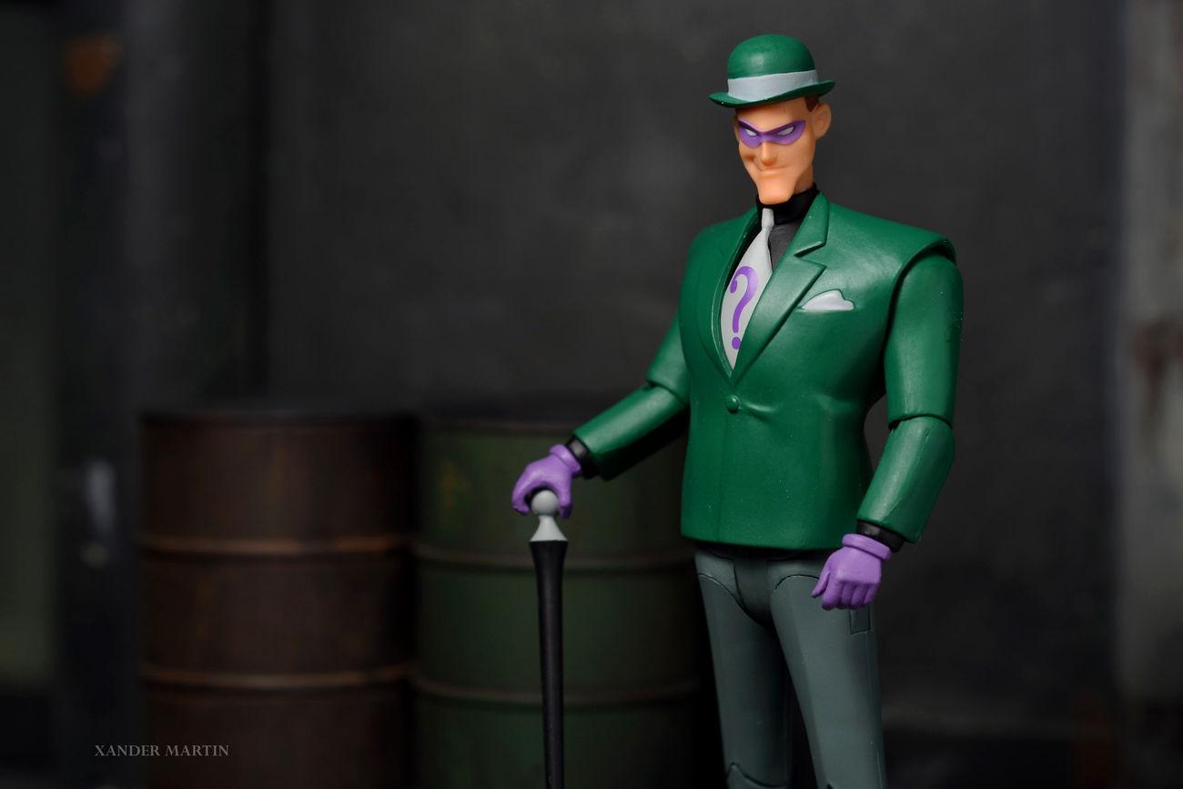 The Riddler Toycommunity Toygroup_alliance Batman BatmanTheAnimatedSeries BTAS Toyphotography