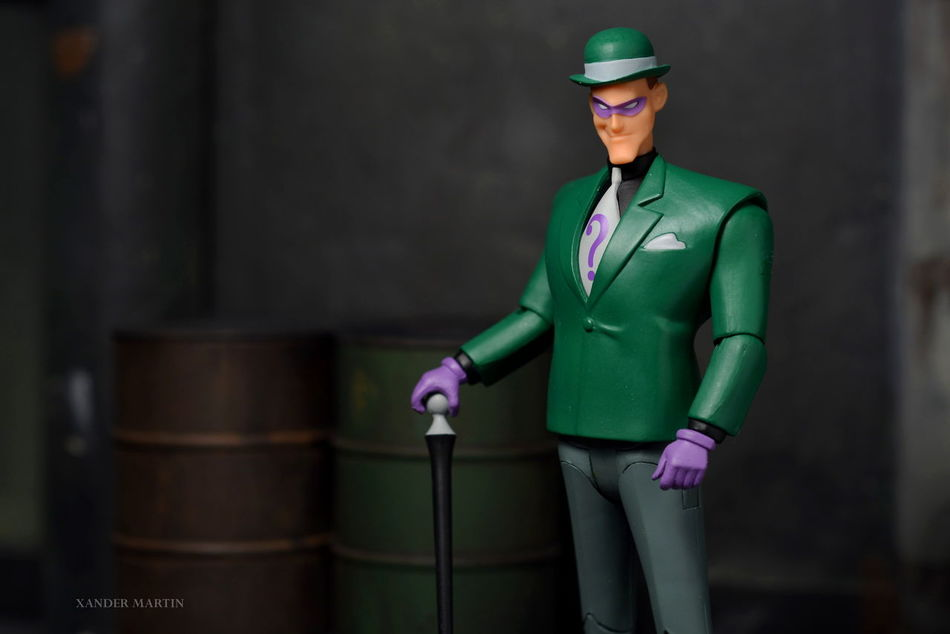 The Riddler Toycommunity Toygroup_alliance Batman BatmanTheAnimatedSeries BTAS Toyphotography